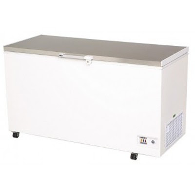 Chest Freezer Solid Top